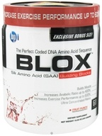 BPI Sports - Blox Silk Amino Acid Building Blocks Bonus Size - 60 Servings Fruit Punch - 300 Grams (851780003114)