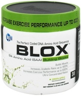 Image of BPI Sports - Blox Silk Amino Acid Building Blocks - 30 Servings Green Apple - 150 Grams