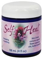 Flower Essence Services - Self Heal Skin Creme - 4 oz. (782932310043)