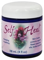 Flower Essence Services - Self Heal Skin Creme - 4 oz.