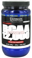 Ultimate Nutrition - Platinum Series 100% Crystalline BCAA 12,000 Powder Bonus Size 33% More Free! 67 Servings - 400 Grams