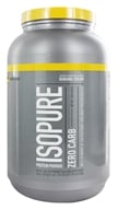 Image of Nature's Best - Isopure Perfect Zero Carb Banana Cream - 3 lbs.