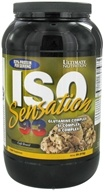 Ultimate Nutrition - Iso Sensation 93 Cafe Brazil - 2 lbs.