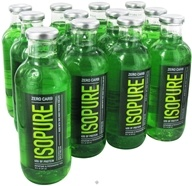 Nature's Best - Isopure Zero Carb RTD Apple Melon - 12 Bottle(s) by Nature's Best