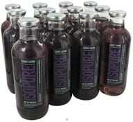Nature's Best - Isopure Zero Carb RTD Grape Frost - 12 Bottle(s)