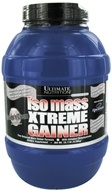Ultimate Nutrition - Platinum Series Iso Mass Xtreme Gainer Cookies N Cream - 10.11 lbs. by Ultimate Nutrition