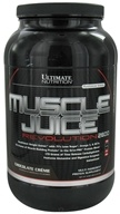 Ultimate Nutrition - Platinum Series Muscle Juice Revolution 2600 Chocolate Creme - 4.69 lbs.