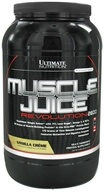 Ultimate Nutrition - Platinum Series Muscle Juice Revolution 2600 Vanilla Creme - 4.69 lbs.