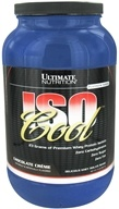 Ultimate Nutrition - Iso Cool Chocolate Creme - 2 lbs. - $35.99