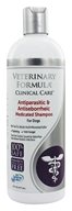 Synergy Labs - Veterinary Formula Clinical Care Medicated Shampoo Antiparasitic Antiseborrheic - 17 oz.