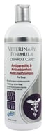 Image of Synergy Labs - Veterinary Formula Clinical Care Medicated Shampoo Antiparasitic Antiseborrheic - 17 oz.