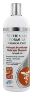 Synergy Labs - Veterinary Formula Clinical Care Medicated Shampoo Antiseptic & Antifungal - 17 oz.