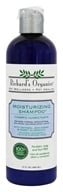 Synergy Labs - Richard's Organics 100% Natural Shampoo Moisturizing - 12 oz.