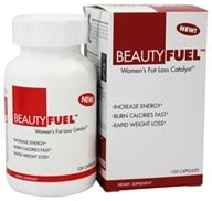 Image of BeautyFit - BeautyFuel Women's Fat Loss Catalyst - 120 Capsules