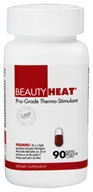 BeautyFit - BeautyHeat Pro-Grade Thermo-Stimulant - 90 Capsules, from category: Sports Nutrition