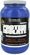 Ultimate Nutrition - Platinum Series Protein Isolate Vanilla Creme - 3 lbs., from category: Sports Nutrition
