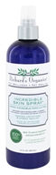 Synergy Labs - Richard's Organics 100% Natural Incredible Skin Spray For Dogs - 12 oz.