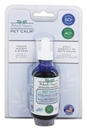 Synergy Labs - Richard's Organics 100% Natural Pet Calm Anxiety & Stress Treatment - 2 oz. (736990004260)