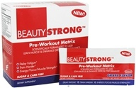 BeautyFit - BeautyStrong Pre-Workout Matrix Grape - 25 Packet(s)