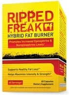 PharmaFreak Technologies - Ripped Freak Hybrid Fat Burner - 60 Capsules