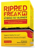 PharmaFreak Technologies - Ripped Freak Hybrid Fat Burner - 60 Capsules, from category: Diet & Weight Loss