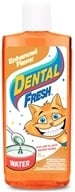 Image of Synergy Labs - Dental Fresh Cat Enhanced Flavor - 8 oz.