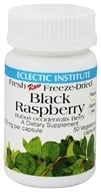 Image of Eclectic Institute - Black Raspberry 300 mg. - 50 Vegetarian Capsules
