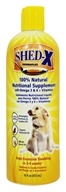 Image of Synergy Labs - SHED-X Dermaplex Comprehensive Daily Nutritional Supplement For Dogs - 16 oz.
