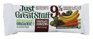 Betty Lou's - Just Great Stuff Bar Organic Chocolate Dream Greens - 1.5 oz., from category: Nutritional Bars