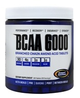 Gaspari Nutrition - BCAA 6000 Super High Performance - 180 Tablets (646511007000)
