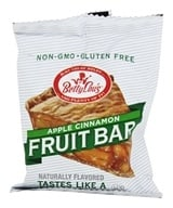 Betty Lou's - Fruit Bars Gluten Free Apple Cinnamon - 2 oz.