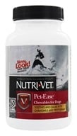 Image of Nutri-Vet - Pet-Ease For Dogs Liver - 60 Chewables