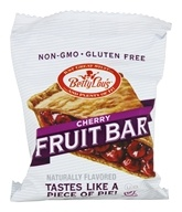Betty Lou's - Fruit Bars Gluten-Free Cherry - 2 oz.