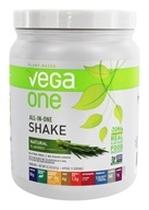 Vega - Vega One All-In-One Nutritional Shake Natural - 15.2 oz.