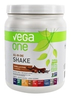 Vega - All-in-One Nutritional Shake Vanilla Chai - 15.4 oz. by Vega