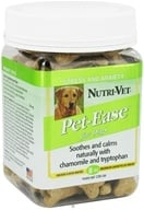 Nutri-Vet - Pet-Ease For Dogs Wafers Chicken - 8 oz.