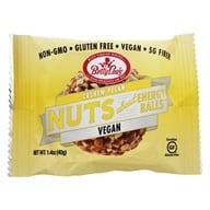 Betty Lou's - Nut Butter Balls Cashew Pecan - 1.4 oz., from category: Health Foods