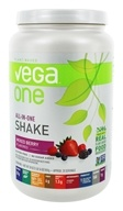 Vega - Vega One All-In-One Nutritional Shake Mixed Berry - 30 oz.