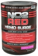 MRI: Medical Research Institute - NO2 Red Hemo Surge Tropical Freeze - 240 Grams (633012061709)