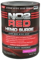 MRI: Medical Research Institute - NO2 Red Hemo Surge Tropical Freeze - 240 Grams, from category: Sports Nutrition