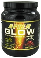 BioRhythm - AfterGlow Post Workout Euphoria Cherry Bomb - 2.12 lbs.