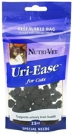 Nutri-Vet - Uri-Ease For Cats Soft Chews Chicken And Tuna - 2.5 oz. (669125320266)