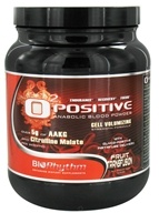 BioRhythm - O2 Positive Anabolic Blood Powder Fruit Transfusion - 700 Grams
