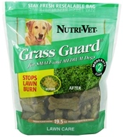 Nutri-Vet - Grass Guard Wafers Chicken - 19.5 oz. by Nutri-Vet