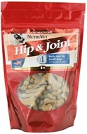 Nutri-Vet - Hip & Joint Level 1 Wafers For Dogs Peanut Butter - 8 oz. by Nutri-Vet