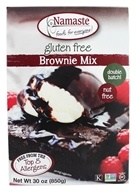 Namaste Foods - Gluten Free Brownie Mix - 30 oz. - $6.49