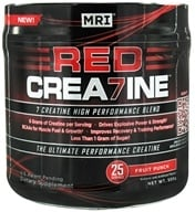 MRI: Medical Research Institute - Red Crea7ine Fruit Punch - 500 Grams, from category: Sports Nutrition