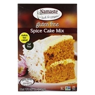 Namaste Foods - Gluten Free Spice Cake Mix - 26 oz., from category: Health Foods