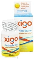 Xigo Health - Daytime Restore Caffeine Free - 60 Vegetarian Capsules CLEARANCE PRICED, from category: Nutritional Supplements
