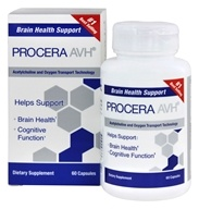 Procera - AVH Cognitive Memory Enhancer - 60 Tablets by Procera